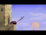 Как поймать перо Жар-Птицы [2013, мультфильм, фэнтези, DVDRip]